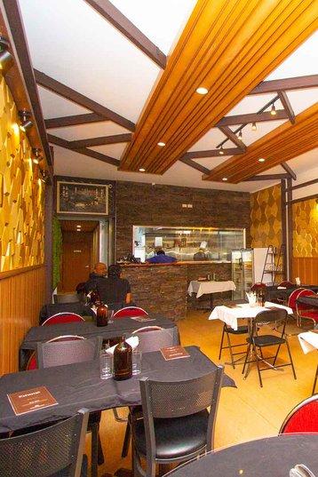firangi restaurant